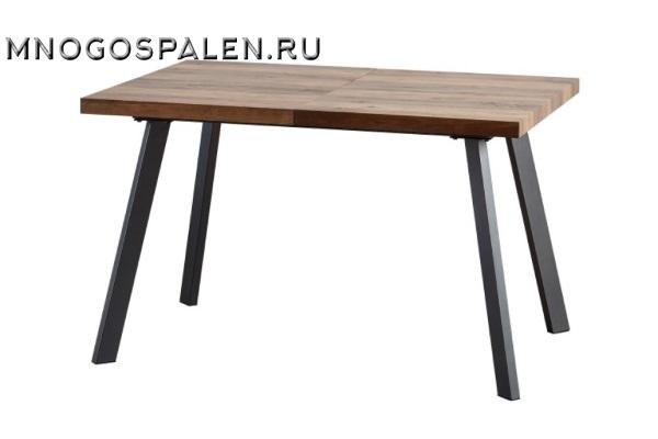 Стол обеденный VIVI (120-160) (амбер) купить в салоне-студии мебели Барселона mnogospalen.ru много спален мебель Италии классические современные