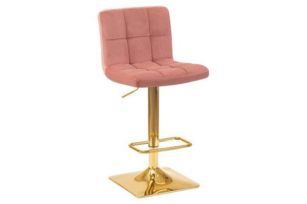 Барный стул 5016 пудро-розовый купить в салоне-студии мебели Барселона mnogospalen.ru много спален мебель Италии классические современные
