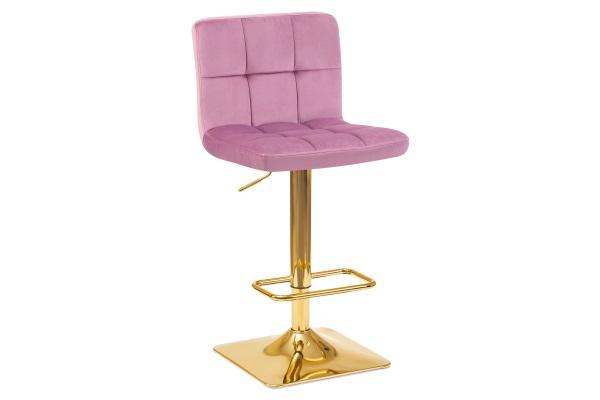 Барный стул 5016 пудро-сиреневый купить в салоне-студии мебели Барселона mnogospalen.ru много спален мебель Италии классические современные